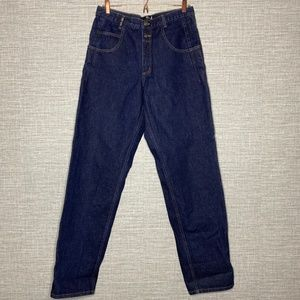 Guess Mens 33x32 Pascal Relaxed Tapered Jeans